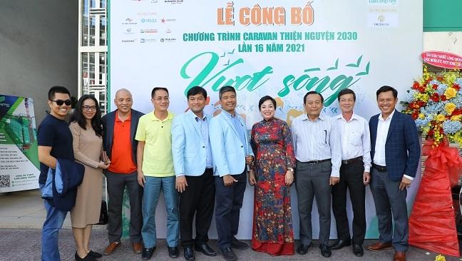 CLB Doanh nhân 2030 tổ chức Caravan lần thứ 16
