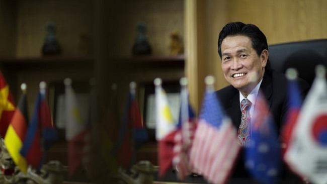 """Ông Đặng Văn Thành: """"Doanh nhân cần tự tin trước hội nhập và công nghiệp 4.0"""""""