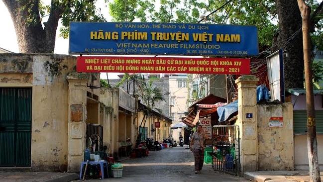 Công bố quyết định thanh tra việc cổ phần hóa Hãng phim truyện Việt Nam