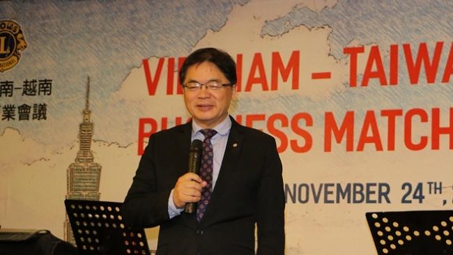 """Thị trưởng Đài Nam: """"Năng lực làm việc của người Việt Nam khá tốt"""""""