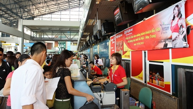 Vietjet hủy 22 chuyến bay trong ngày 4/11 do bão số 12