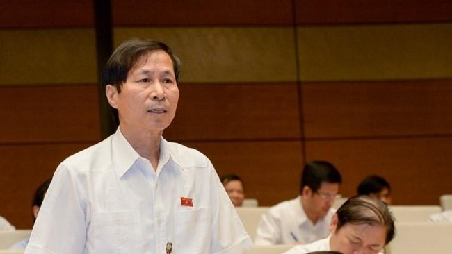 Đại biểu Bùi Văn Phương: Cảnh báo về tội phạm hình sự núp bóng doanh nghiệp nở rộ
