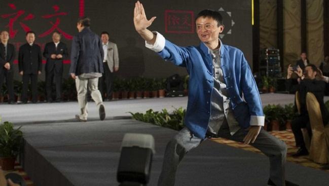 Đột phá giới hạn bản thân nhìn từ chuyện tỷ phú Jack Ma tập võ