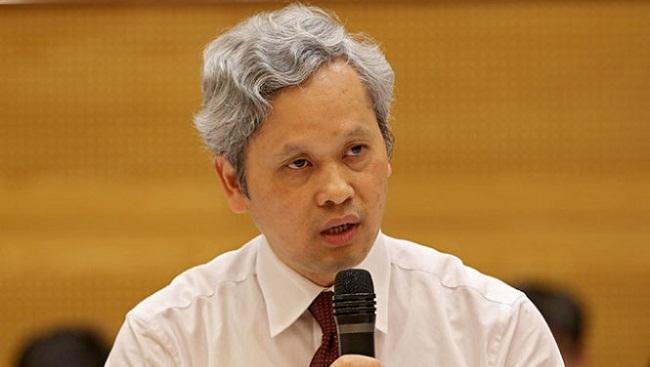 Ông Nguyễn Bích Lâm: 'GDP 2017 tăng 6,81% là con số tính toán hoàn toàn tin cậy'