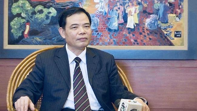 Bộ trưởng Nguyễn Xuân Cường nói về định hướng phát triển ngành nông nghiệp năm 2018