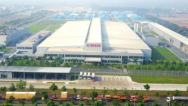 Tập đoàn Bosch rót thêm 67 triệu USD mở rộng sản xuất tại Việt Nam
