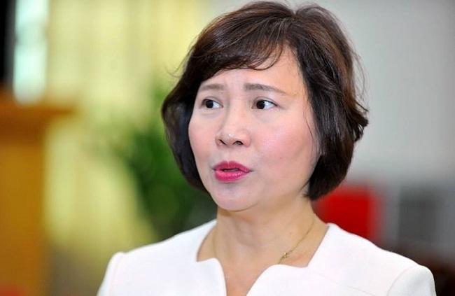 Bà Hồ Thị Kim Thoa nghỉ hưu từ 1/9/2017
