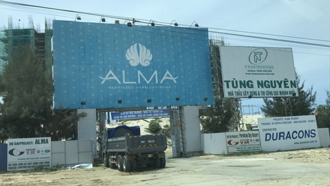 Tỉnh Khánh Hoà chỉ đạo xử lý quyết liệt với các vấn đề ở dự án ALMA