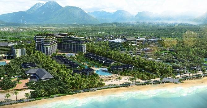 Tập đoàn CEO ra mắt dự án condotel 5 sao tại Phú Quốc