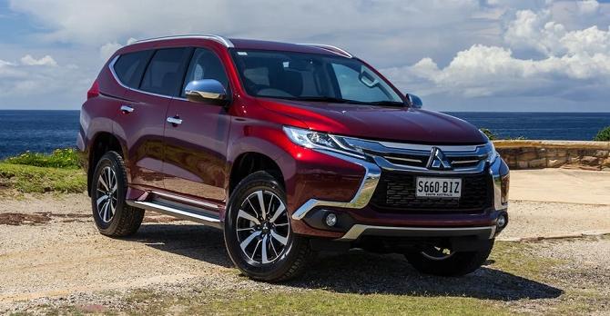 "Mitsubishi thu hồi 3.275 xe Mitsubishi Pajero Sport ""khuyết tật"" để sửa chữa"