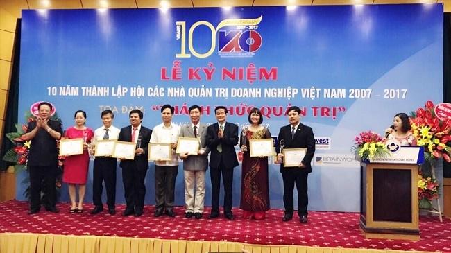Một năm sôi động của Hội các Nhà quản trị doanh nghiệp Việt Nam