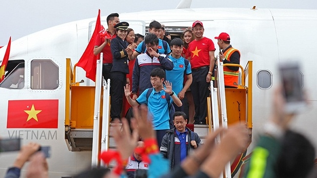 Bài học đắt giá cho Vietjet từ chuyến bay đón U23 Việt Nam