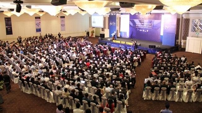Vietnam CEO Forum 2018 sẽ khai mạc vào ngày 24/10