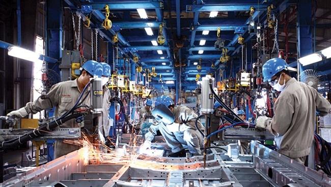 Việt Nam dẫn đầu ASEAN về tăng trưởng trong lĩnh vực sản xuất