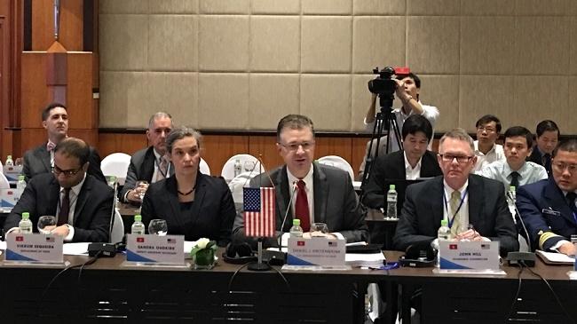 Cú 'huých' lớn hút dòng vốn Hoa Kỳ vào lĩnh vực năng lượng Việt Nam