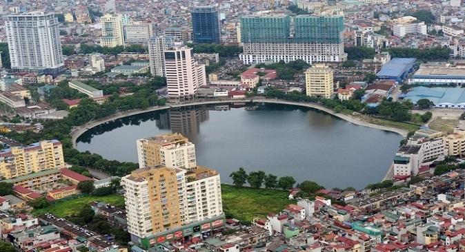 Không tiếp tục cho xây chung cư cao tầng tại trung tâm Hà Nội, TP. HCM