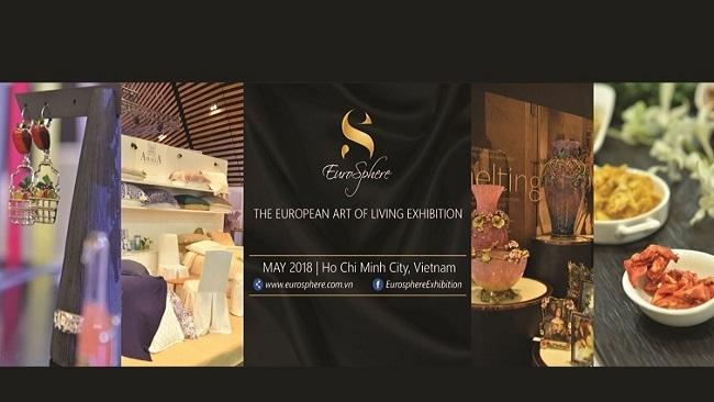 150 nhãn hàng tiêu dùng từ châu Âu tham gia triển lãm EuroSphere 2018
