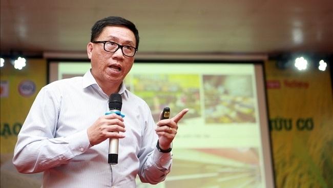 'Ông hữu cơ' Nguyễn Lâm Viên nói về hữu cơ