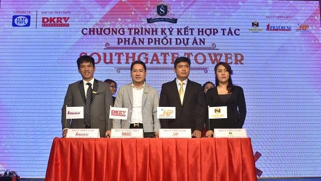 Danh Khôi Việt bắt tay với HiTC phát triển dự án Southgate Tower