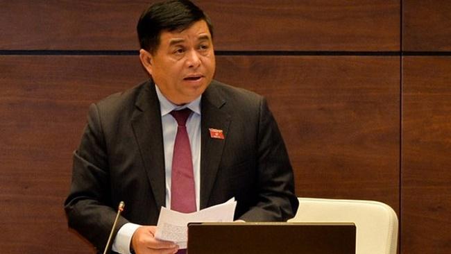 Bộ trưởng Nguyễn Chí Dũng đề nghị Quốc hội thông qua luật đặc khu trong kỳ họp thứ 5