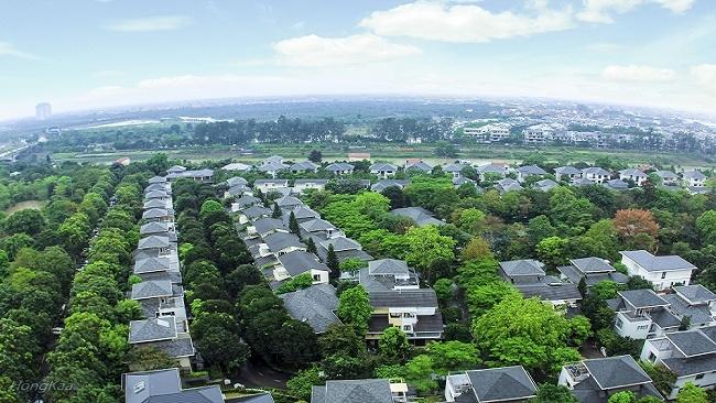 Ecopark nhận giải khu đô thị phức hợp tốt nhất Việt Nam của IPA