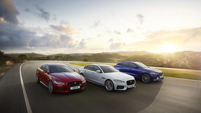 Xe Jaguar và Land Rover giảm giá trăm triệu