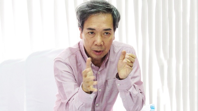 """""""Cấp quản trị và CEO Việt Nam đang đuối, không thể vào công nghệ 4.0"""""""