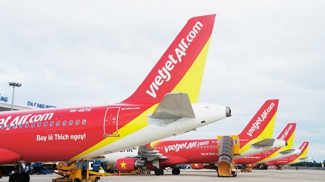 Vietjet mở thêm 2 đường bay quốc tế đến Bali và Hong Kong