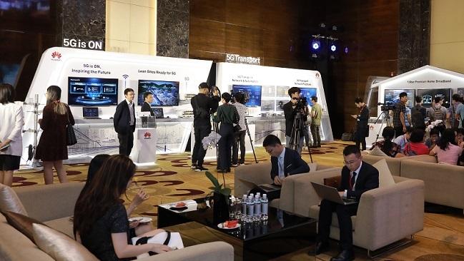 Huawei chính thức trình làng công nghệ 5G tại Việt Nam