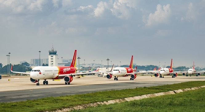Hàng không Việt tìm 'phao cứu sinh' giữa đại dịch Covid-19