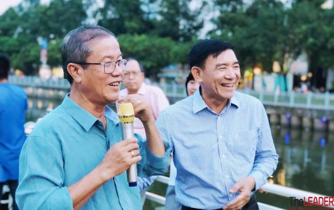 Người biến kênh Nhiêu Lộc - Thị Nghè thành một Venice cho Sài Gòn
