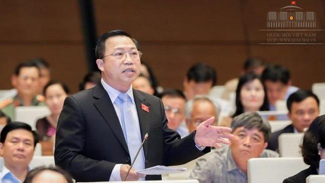 ĐBQH Lưu Bình Nhưỡng: 'Chỗ vi phạm tố tụng, nơi thì vòi vĩnh tiền bạc'