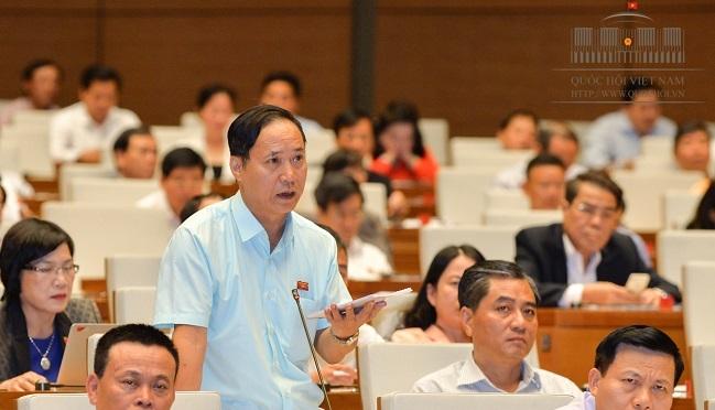Đại biểu Nguyễn Mai Bộ: Có hay không tham nhũng trong bổ nhiệm cán bộ công chức?