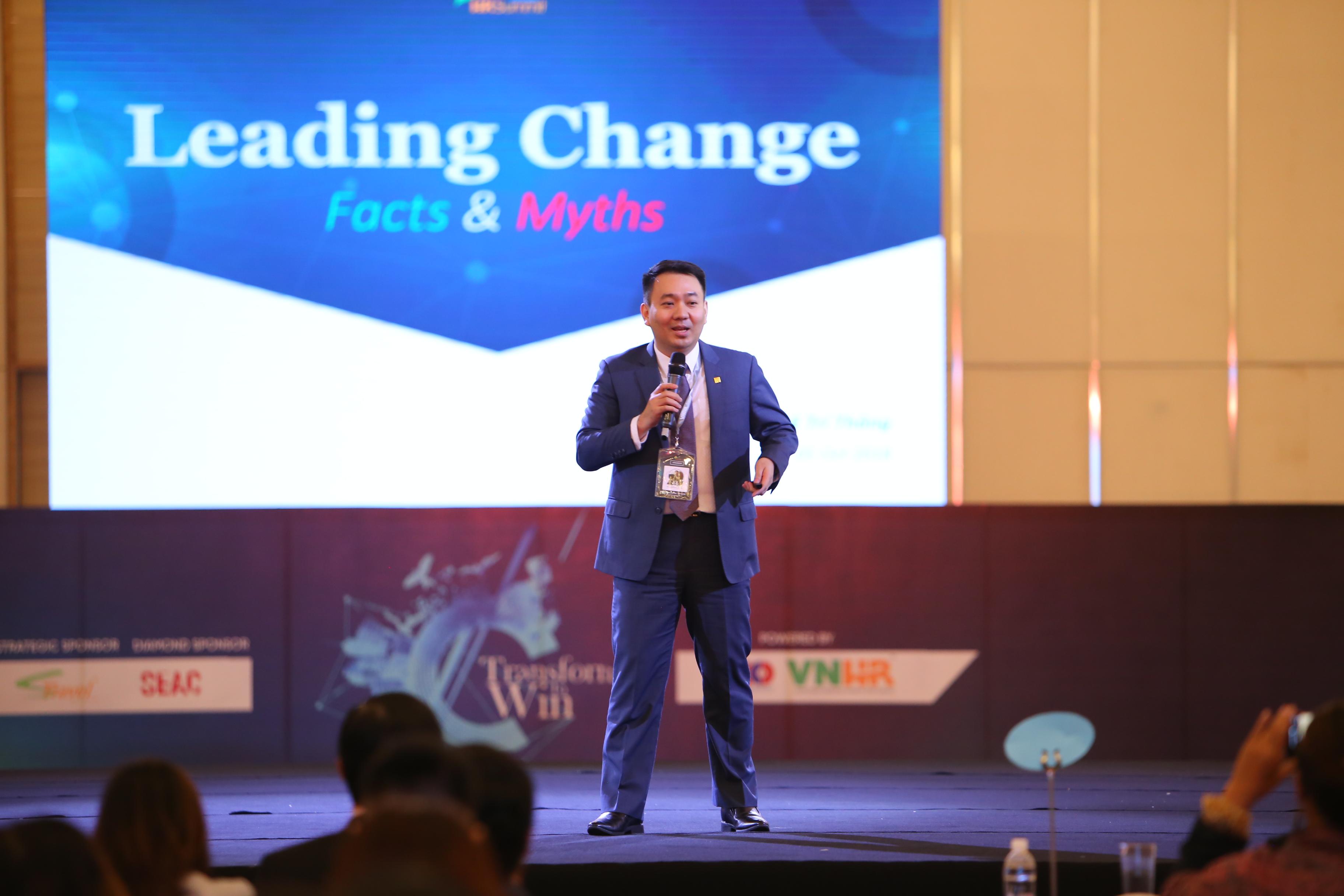 CEO PNJ Lê Trí Thông: Bốn ngộ nhận về quản trị thay đổi trong doanh nghiệp cần nhận rõ 1