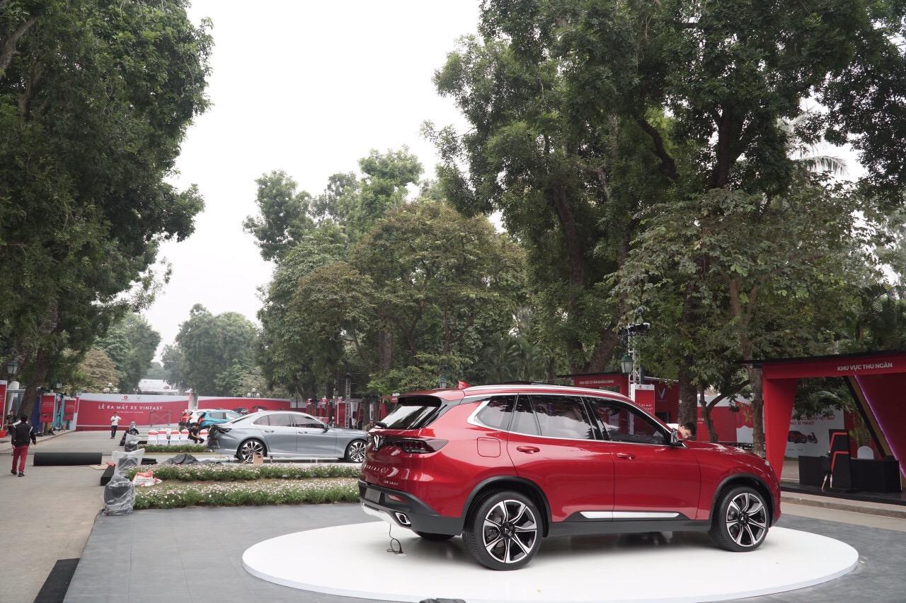 Ô tô VinFast có giá bán từ 336 triệu đồng