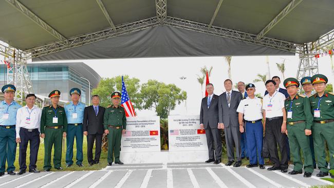 Có thêm hơn 30ha đất để mở rộng sân bay quốc tế Đà Nẵng từ xử lý đất ô nhiễm dioxin