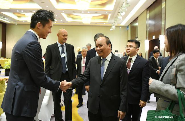 Những tập đoàn hàng đầu thế giới đang đổ dồn về Việt Nam