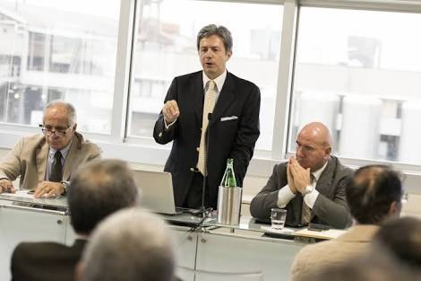 Chủ tịch IAFEI: Giám đốc tài chính cần tự tin hơn trong nền kinh tế toàn cầu