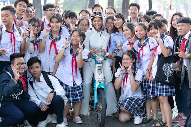 Hoa hậu H'hen Niê: Thống nhất trong hành trình xây dựng và quản trị hình ảnh 1