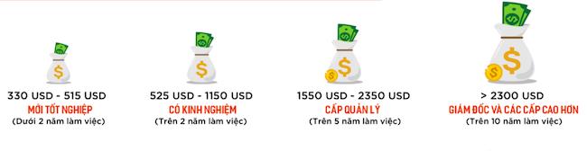 Việt Nam thiếu 100.000 nhân sự IT trong năm tới dù mức lương khủng