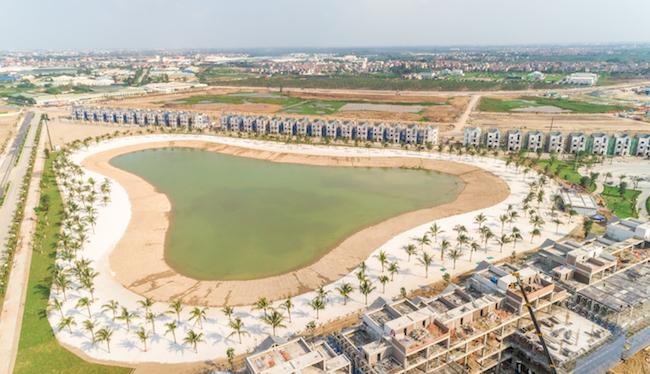 Vinhomes Ocean Park thành hình chỉ sau 8 tháng thi công 2