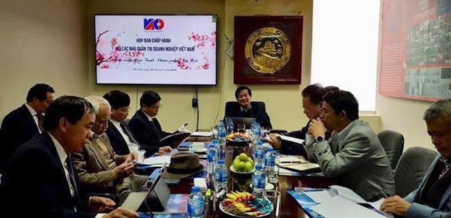 Hành trình 12 năm nâng tầm nền quản trị doanh nghiệp Việt Nam 2