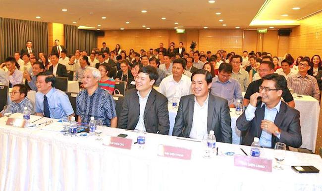Hợp sức vì mục tiêu nâng cao năng lực quản trị doanh nghiệp Việt Nam 2