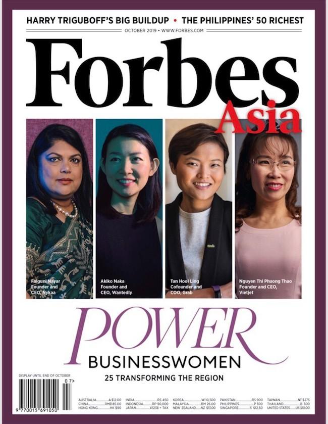 Chìa khoá giúp CEO Vietjet lọt top 25 nữ doanh nhân quyền lực châu Á 1