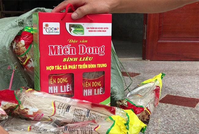 Bài học về nâng cao giá trị sản phẩm OCOP ở Quảng Ninh 1