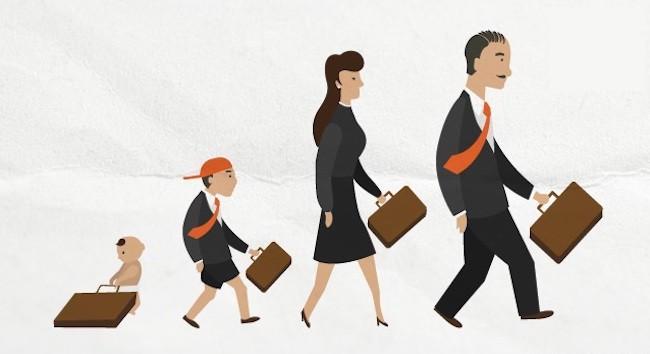 Kế hoạch kế nhiệm của doanh nghiệp gia đình trong thời bình thường mới 1