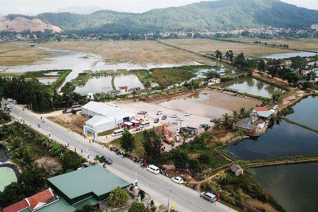 Phát huy hiệu quả các dự án trọng điểm ở Quảng Yên 1