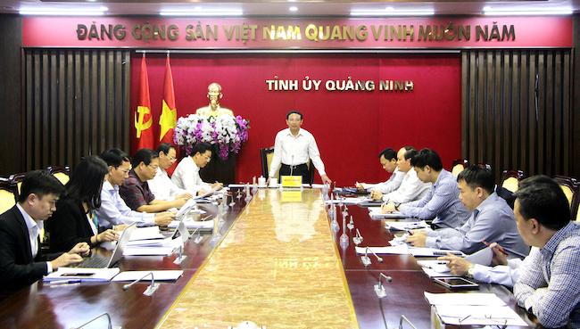 Quảng Ninh đặt mục tiêu quý IV/2020 thu hút tối thiểu 2 tỷ USD vốn đầu tư 1