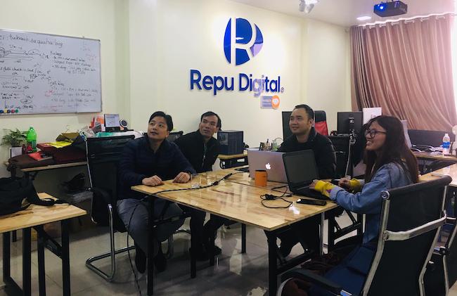 CEO Repu Digital: Làm việc từ xa như bát nước chấm trong bữa ăn 2