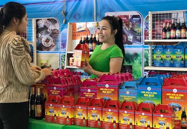 Quảng Ninh xúc tiến xuất khẩu sản phẩm thế mạnh